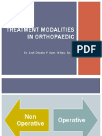 Treatment Modalities In Orthopedic.pptx
