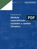Módulo especializado en ciudades y cambio climático_Programa del curso.pdf