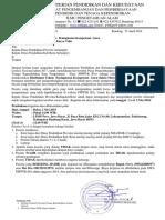 Bimtek Peningkatan Kompetensi Guru Dlm Menyusun Karya Tulis 2-5 Mei
