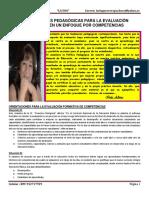 Cuarto Modulo Orientaciones Pedagogicas Para La Evaluacion Formativa