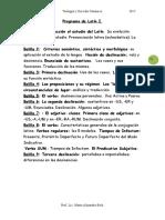2017 - Latín I - Teología y D. Canónico