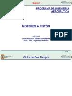 Sesión 7 - Motores a Pistón