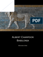 Albert Champdor Babilonia