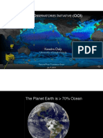 Oceans Observations Initiatives (OOI)