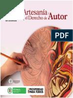 Artesania Derecho Autor