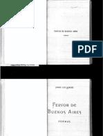 Borges, Jorge Luis - Fervor de Buenos Aires 1923