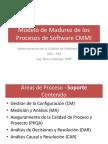 CMMIv13-AreasDeProcesoSoporte