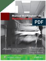 Manual Washington de Medicina de Urgencias - Mark D. Levine