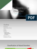 Major Depressive Disorders Seminar