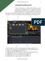 [www.ayekyaw.org]CyberLink_PowerDirector_အသံုးျပဳနည္း.pdf