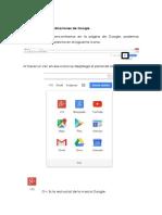 Internet Gmail y La Nube