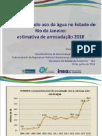 Cobrança ANA 2018