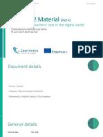 TAU Seminar 2 Material [Part 4]