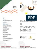 2017 Cursos Verano Medios Produccion Contenidos Digitales