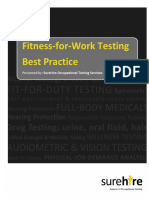 BPC 2012 PRS 12 2012 v1 Workshops FitnessForWork Best Practice SureHire