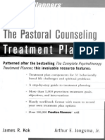 The Pastoral Counseling Treatment Planner - James R. Kok & Arthur E Jongsma Jr