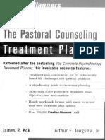The Pastoral Counseling Treatment Planner - James R. Kok & Arthur E Jongsma Jr