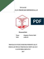 Cover Tugas II Pak Syafrizal