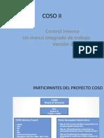Sencico 2 Coso II Internal Control Integrated Framework