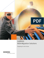 SURPASS NGN Migration Solutions