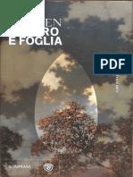 Albero e Foglia Bompiani