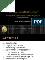 CCA 004-2011 PreArmados Edificaciones