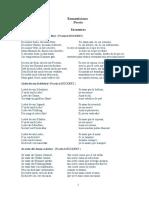 Romanticismo. Poesía Alemán - Castellano