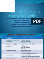 Prezentare Operatii Tehnologice Din Etapa de Inmagazinare Si Receptionare a Materilalelor in Procesului de Productie d