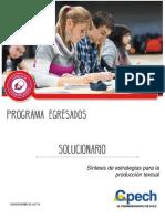 27-Solucionario Síntesis de Estrategias Para La Producción Textual