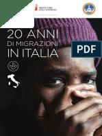 Guida 20 Anni Di Immigrazione in Italia