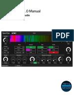 Unfiltered Audio Specops Manual En