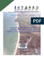 Proposta de Zoneamento Ecologico Economico Para a Área de Protecao Ambiental (APA) Estadual de Tamba