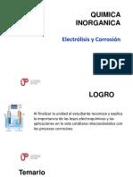Electrolisis y Corrosión