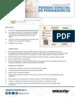 Certifica Do Permiso Venezolano s
