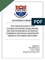 The Greek Recession- project- SREEJA PAL- ID no 216112.pdf