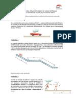 Boletín 2. MRU. MRUA. Movimiento de Varias Partículas
