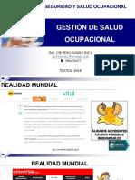 1. Gestion de Salud Ocupacional - Ing. Pewi Gomez