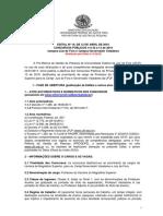 Edital Concurso UFJF