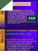 BIOSSEGURANÇA ARAÇATUBA