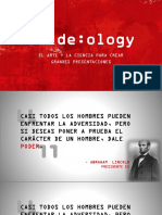 Presentaciones Efectivas Slide-ology