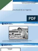 Teoría Sociocultural de Lev Vygotsky