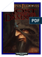 Codex Lost &Amp; The Damned Tempus Fugitives - Cold-Moon