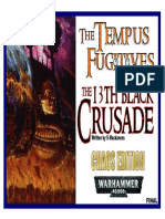 The Thirteenth Black Crusade Campaign Weekend ... - Cold-Moon