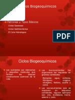 Ciclo Biogeoquimicos DV