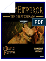 The Age of the Emperor - The Great Crusade ... - Cold-moon.com