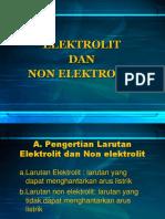 Elektrolit Dan Non Elektrolit 2