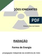 Radiações Ionizantes - Aula 6