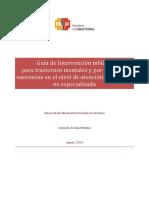 Guía de Intervención MhGAP_11