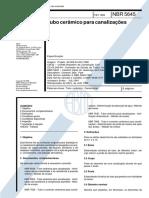 NBR_5645_1990_TUBO_CERAMICO_PARA_CANALIZACOES.pdf
