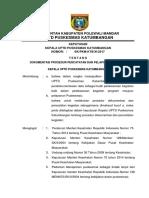 1.2.5.2 Sk & Sop Dokumentasi Pencatatan Pelaporan